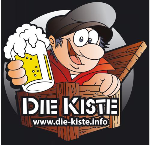 Logo Kistemann - Die Kiste Cocktailbar in Cuxhaven