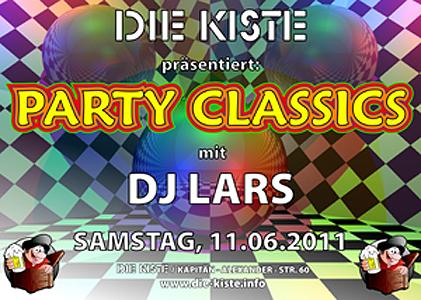 PARTY CLASSICS 2011