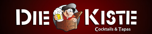 Logo - Die Kiste Coxktailbar in Cuxhaven